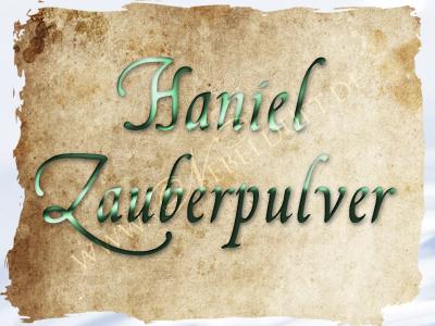 Haniel Zauberpulver