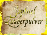 Jophiel Zauberpulver Kopie