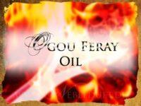 Ogou Feray Vodou Öl