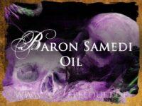 Baron Samedi Vodou Öl