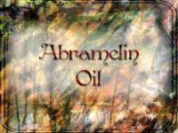 Abramelin Ritualöl