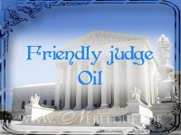 Friedlicher Ausgang Ritualöl