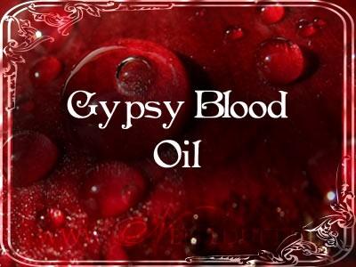 Zigeuner Blut Ritualöl