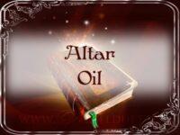 Altar Ritualöl