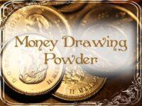 Geldsegen Zauberpulver