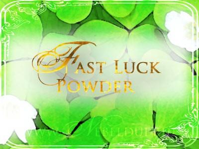 Schnelles Glück Zauberpulver