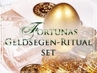 Fortunas-Geldsegen-Ritualset
