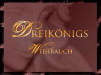 Dreikönigs Weihrauch