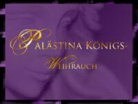 Palästina Königs Weihrauch