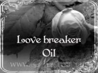 Trennungs Hoodoo Öl