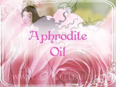 Aphrodite Hoodoo Öl