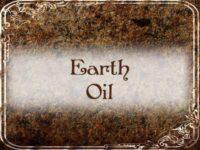 Erde Hoodoo Öl