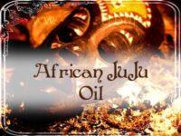 African JuJu Hoodoo Öl