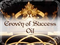 Krone des Erfolgs Hoodoo Öl