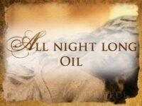 Die ganze Nacht hindurch Hoodoo Öl