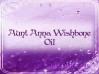 Tante Annas Wunschknochen Öl