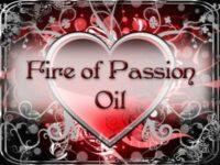 Feuer der Leidenschaft Hoodoo Öl
