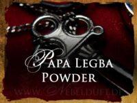 Papa Legba Zauberpulver