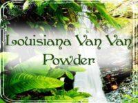 Louisiana Van Van Zauberpulver