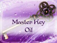 Schlüssel zur Meisterschaft Hoodoo Öl