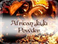 African Juju Zauberpulver