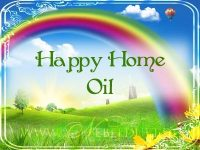Fröhliches Heim Hoodoo Öl