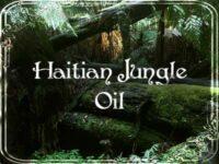 Haitianischer Dschungel Hoodoo Öl