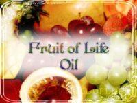 Früchte des Lebens Hoodoo Öl