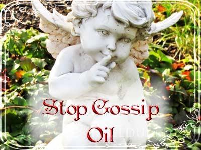 Anti Lästerei Hoodoo Öl