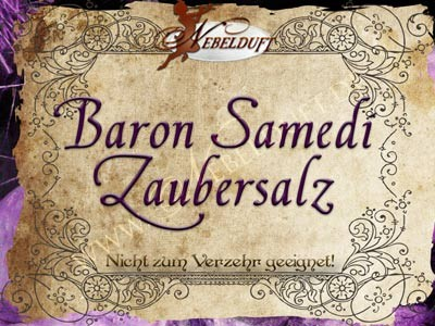 Baron Samedi Zaubersalz