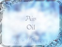 Luft Hoodoo Öl