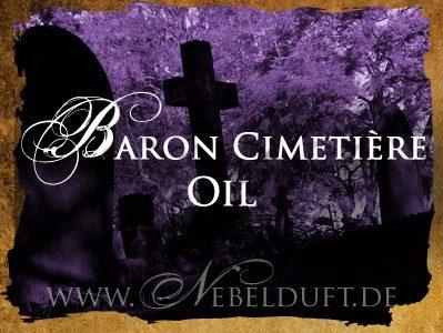 Baron Cimetiere Vodou Öl