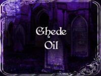 Ghede Voodoo Öl