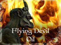Fliegender Teufel Hoodoo Öl