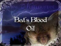 Fledermaus Blut Hoodoo Öl