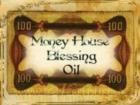 Haussegen Geld Hoodoo Öl