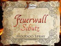 Feuerwall-Schutz Hoodoo Spray