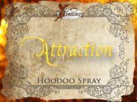 Anziehungs Hoodoo Spray