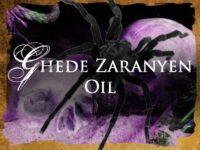Ghede Zaranyen Vodou Öl