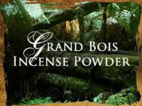 Grand Bois Voodoo Räucherung