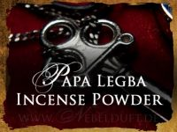 Papa Legba Vodou Räucherung