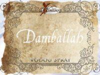 Damballah Vodou Spray