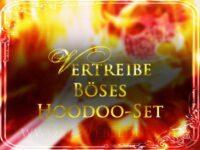 Vertreibe Böses Hoodoo-Ritual-Set