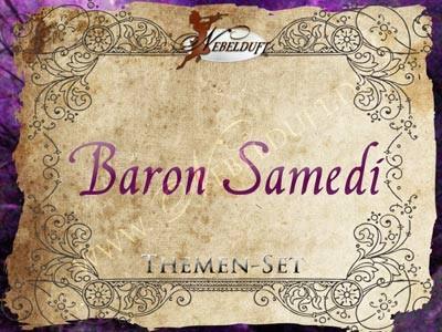 Baron Samedi Themen-Set