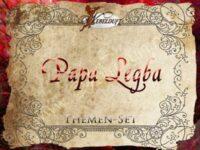 Papa Legba Themen-Set