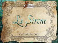 La Sirene Themen-Set