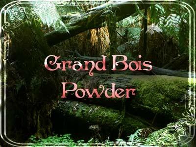 Grand Bois Zauberpulver