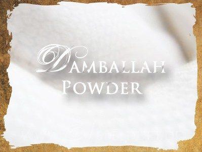 Damballah Zauberpulver