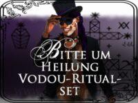 Bitte um Heilung! Vodou-Zauber-Set