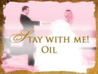 Bleib bei mir! Hoodoo Öl